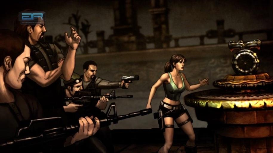 Gameplay, Tomb Raider, Lara Croft, 13:37, Lara Croft and the Guardian of Light