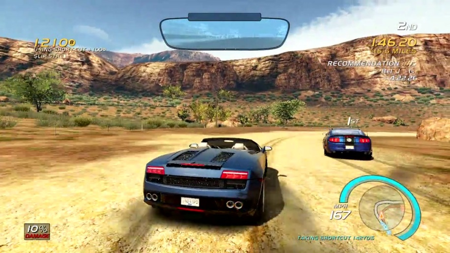 Gameplay, Need for Speed, Hot Pursuit