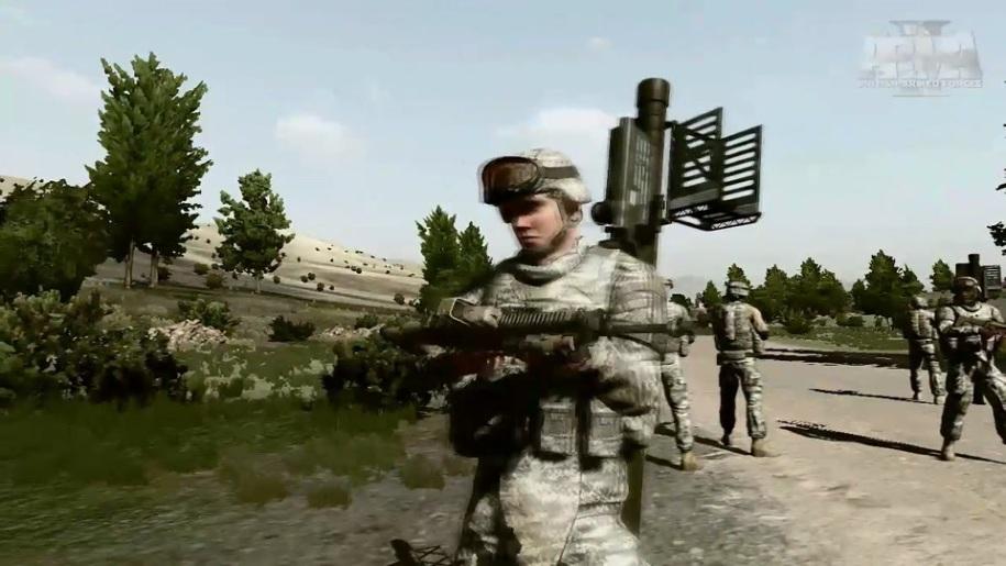 Trailer, ArmA II, Operation Arrowhead