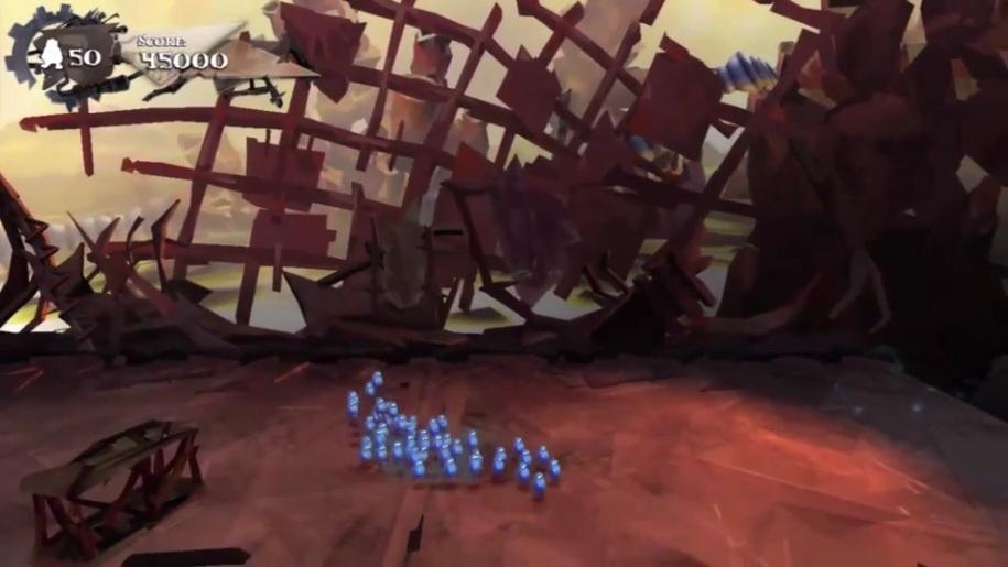 Gameplay, PAX, Swarm