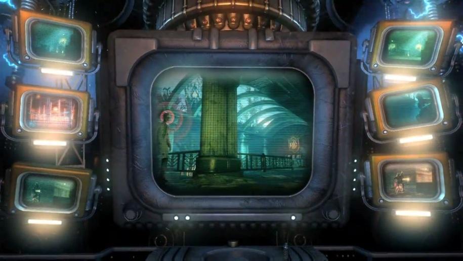 Trailer, Bioshock 2, Minerva