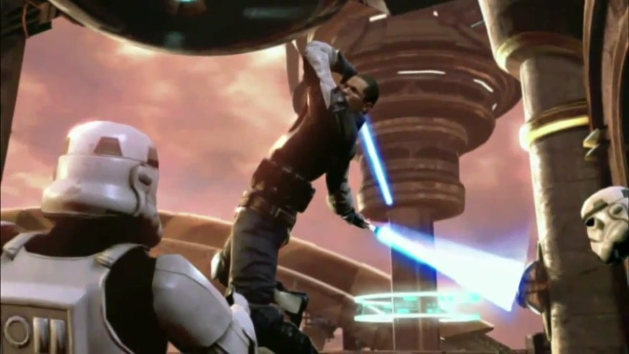 Trailer, Star Wars, The Force Unleashed 2