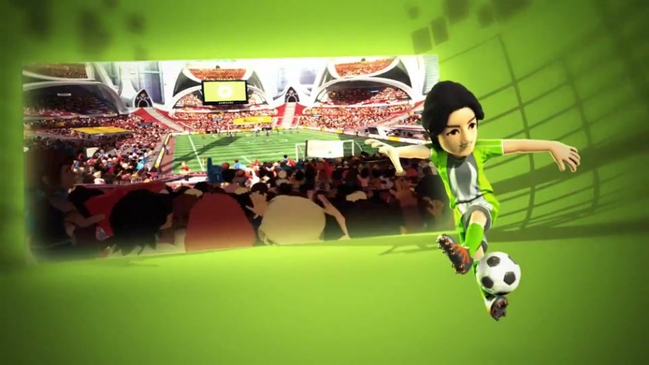 Gameplay, Kinect Sports