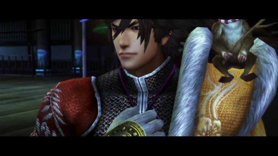Gameplay, Sengoku BASARA, Samurai Heroes, Keiji Maeda
