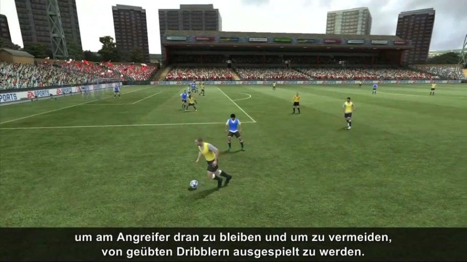Trailer, Fußball, Fifa, EA Sports, FIFA 11