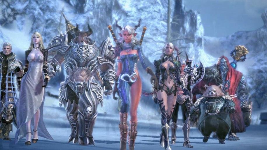 Trailer, Gamescom, Tera, The Exiled Realm of Arborea