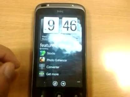 Microsoft, Htc, Windows Phone 7, Sense