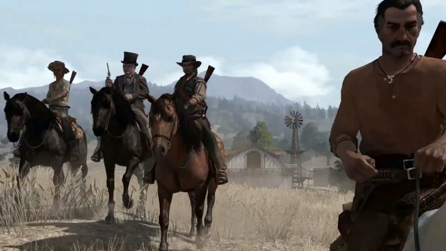 Trailer, Dlc, Red Dead Redemption, Lügner und Betrüger