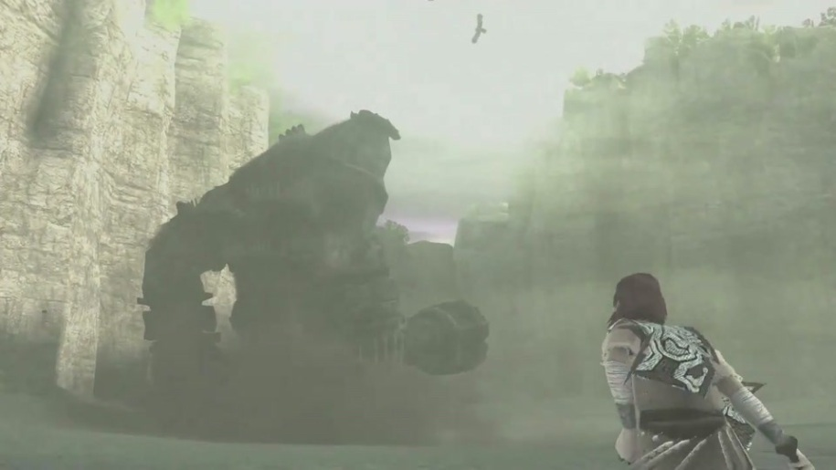 Trailer, Ico and Shadow of the Colossus