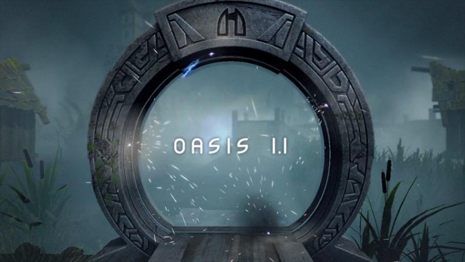 Trailer, Oasis, Open Outcast