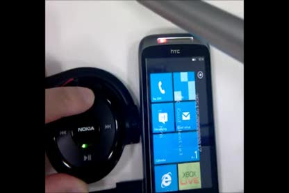 Smartphone, Htc, Windows Phone 7, Mozart
