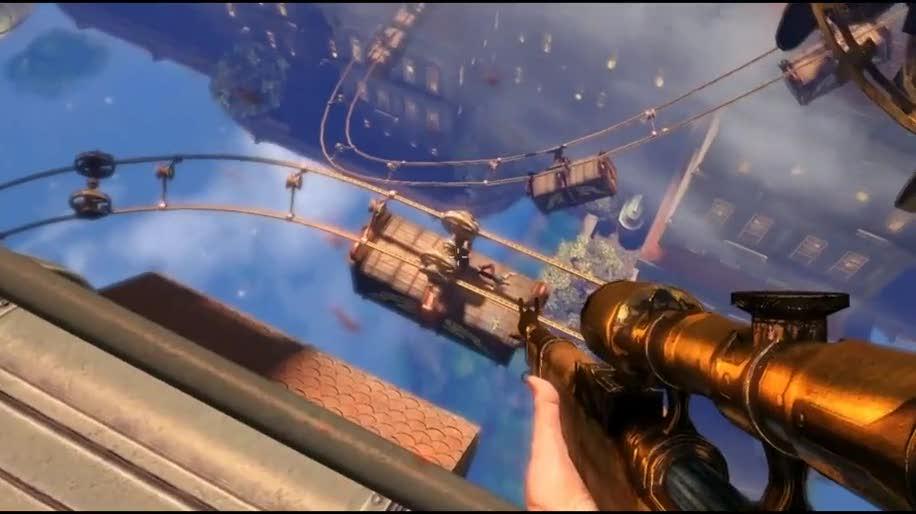 2K Games, Bioshock, Bioshock Infinite, Elizabeth