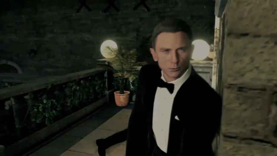 Trailer, James Bond, 007, Blood Stone