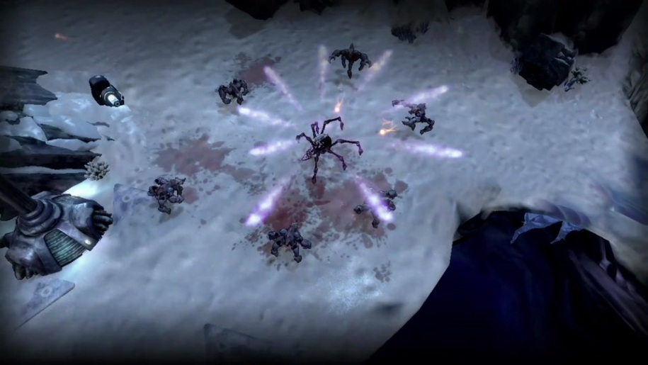 Gameplay, Darkspore