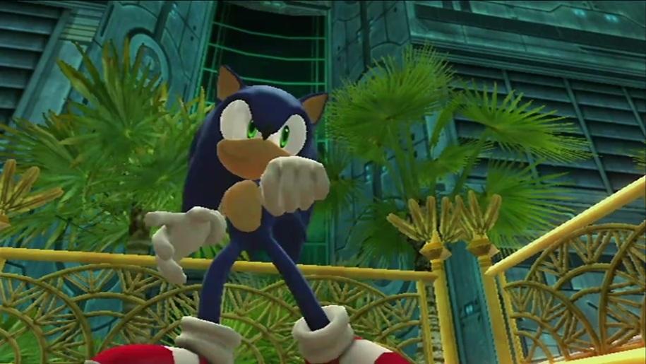 Trailer, SEGA, Sonic, Igel, Sonic Colours