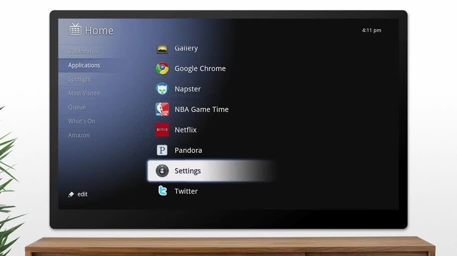 Google, Android, Tv, Fernseher, Google Tv