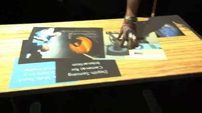 Microsoft, 3d, Touch, Microsoft Research, Multitouch, Research, spatial computing