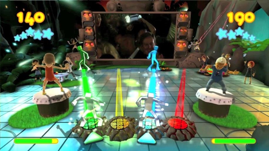 Trailer, Xbox 360, Kinect, Dance Paradise