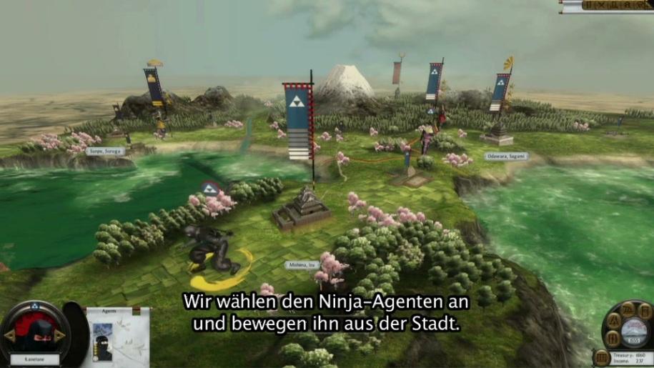 Trailer, Total War, Creative Assembly, Shogun 2, Ninja