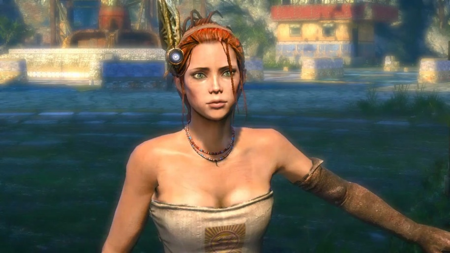 Trailer, Enslaved, Odyssey to the West