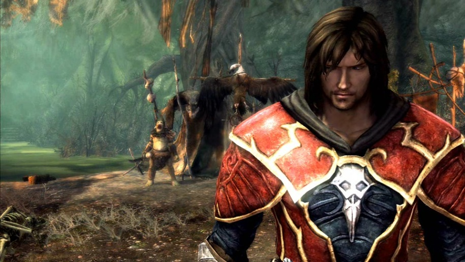 Gameplay, Castlevania, Lords of Shadow