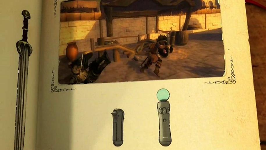Trailer, PlayStation 3, Bewegungssteuerung, Der Herr der Ringe, Move, Die Abenteuer von Aragorn