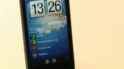 Htc, Windows Phone 7, HTC 7 Trophy