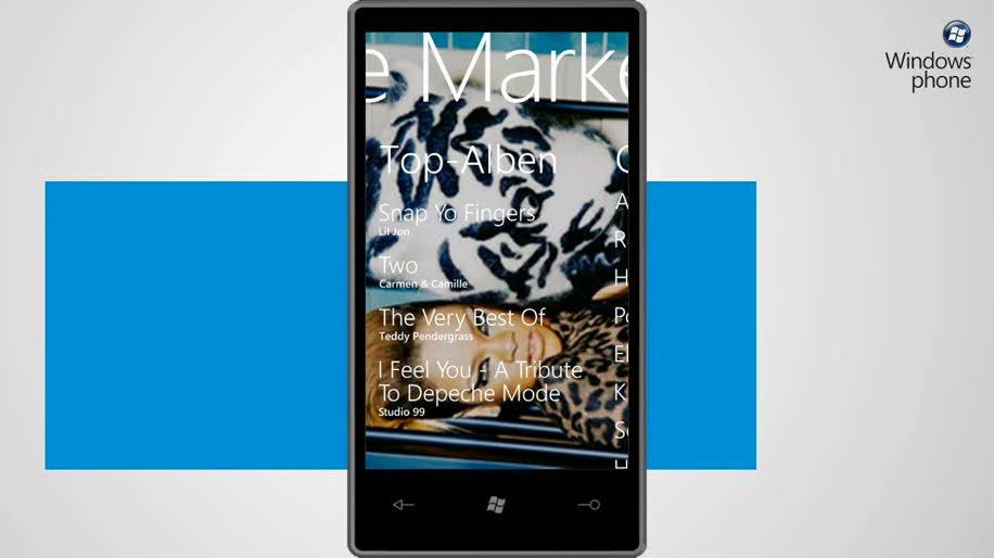 Microsoft, Smartphone, Windows Phone 7, Zune