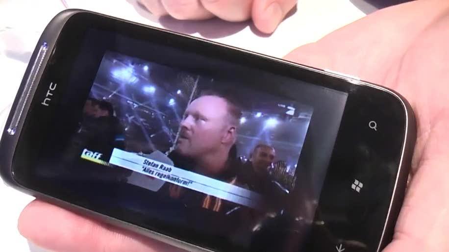 Tv, Fernsehen, Deutsche Telekom, Windows Phone 7, T-Mobile, Iptv, Rtl, ProSieben, Sat.1, Internetfernsehen, Mobile TV
