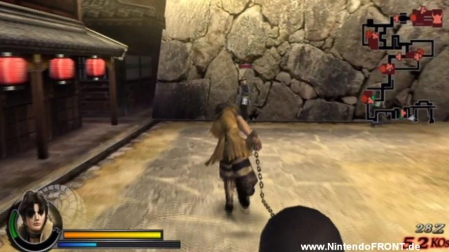 Gameplay, Sengoku BASARA, Samurai Heroes