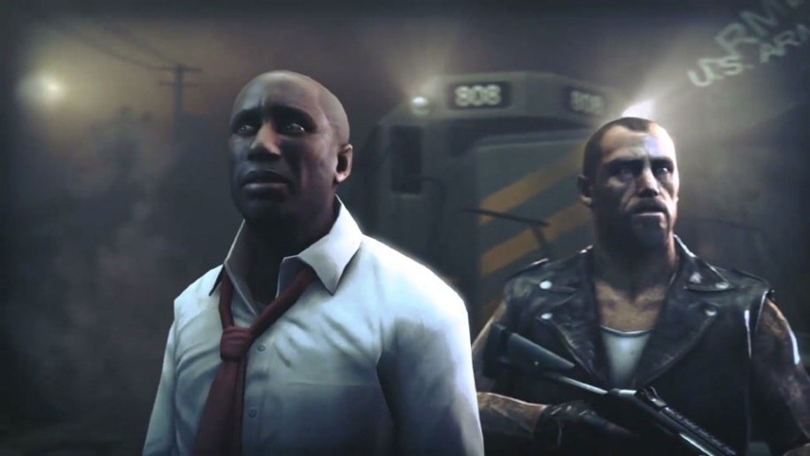 Trailer, Valve, Left 4 Dead 2, The Sacrifice