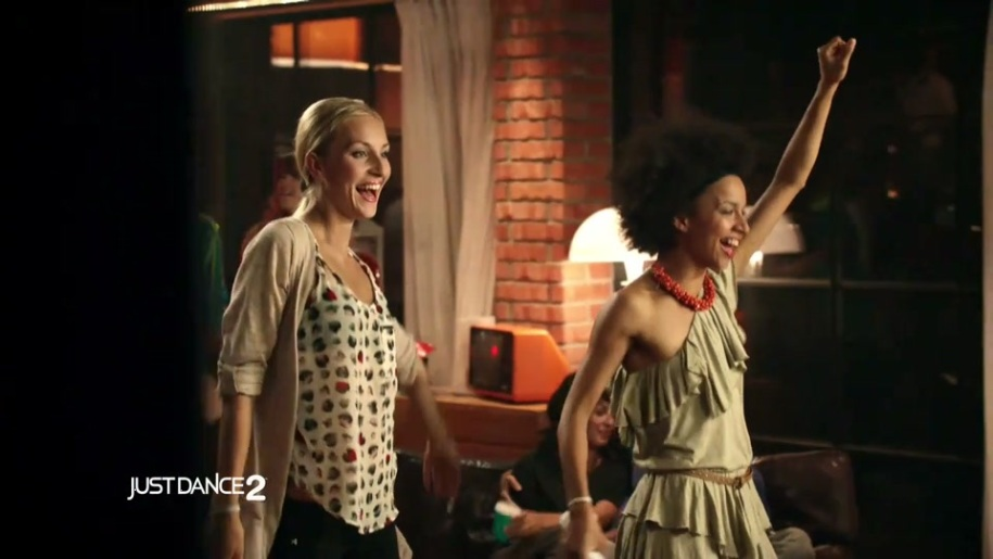 Trailer, Tanzen, Just Dance 2