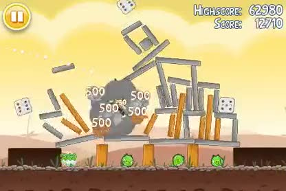 Android, iOS, Spiel, Angry Birds