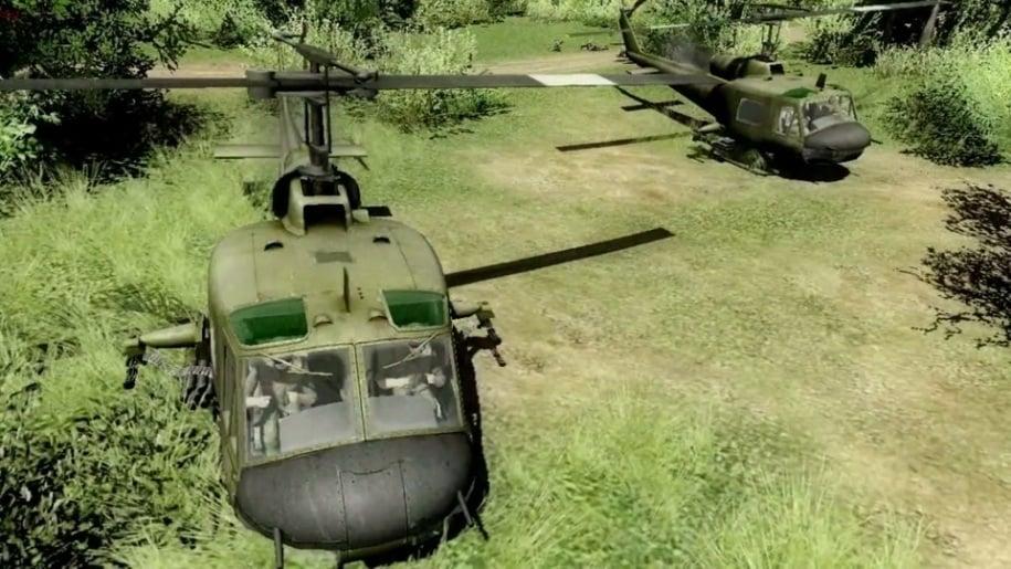 Trailer, Vietnam, Men of War
