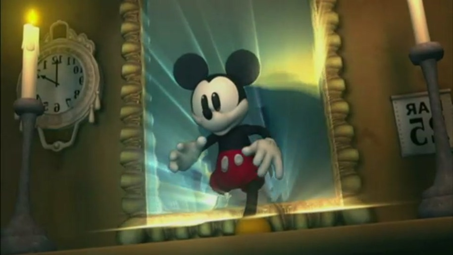 Trailer, Disney, Mickey, Disney Mickey Epic