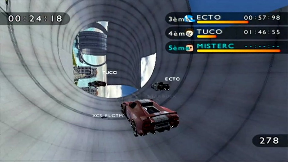 Trailer, Nintendo, Wii, Trackmania, Trackmania Wii
