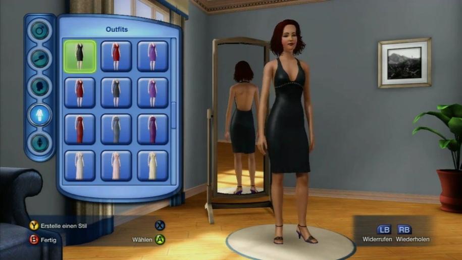 Preview, Sims, Die Sims 3, Sims 3