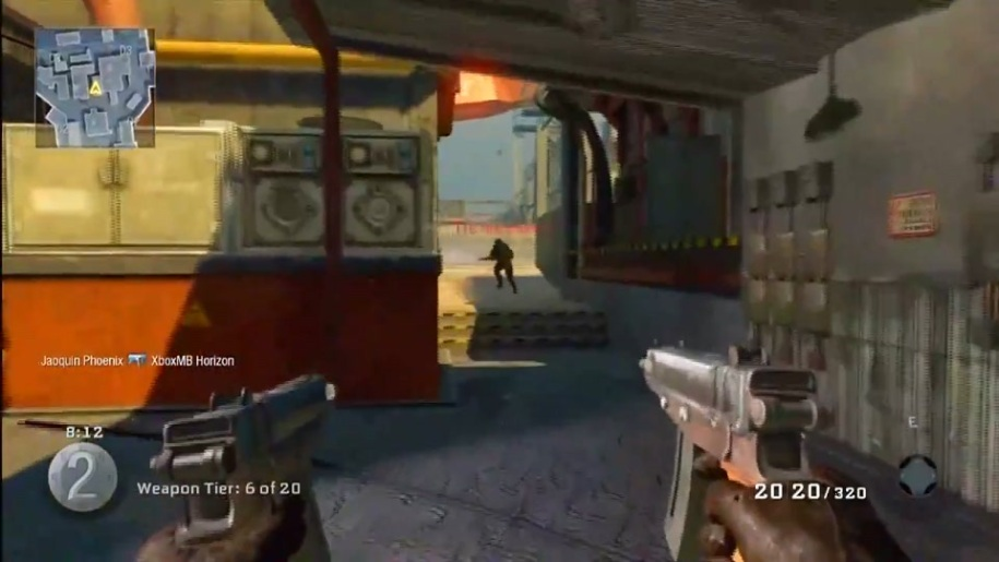 Gameplay, Multiplayer, Call of Duty, Black Ops, Gun Game