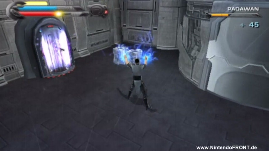 Gameplay, Star Wars, The Force Unleashed 2