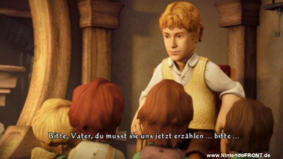 Gameplay, Der Herr der Ringe, Die Abenteuer von Aragorn