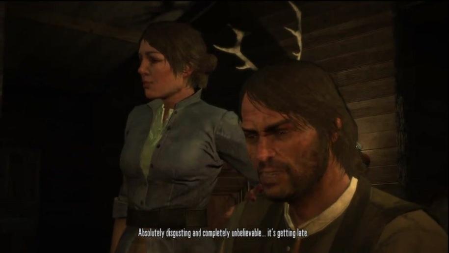 Gameplay, Red Dead Redemption
