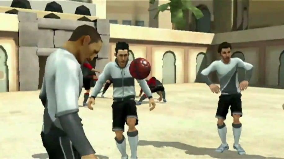 Trailer, FIFA 11