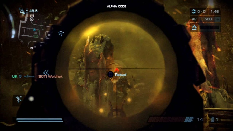 Gameplay, Killzone 3