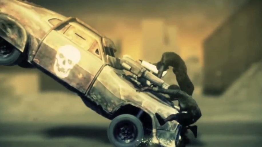 Trailer, Blood Drive