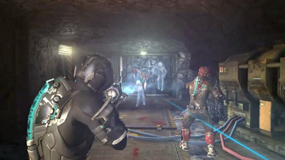 Trailer, Multiplayer, Dead Space, Koop, Dead Space 2