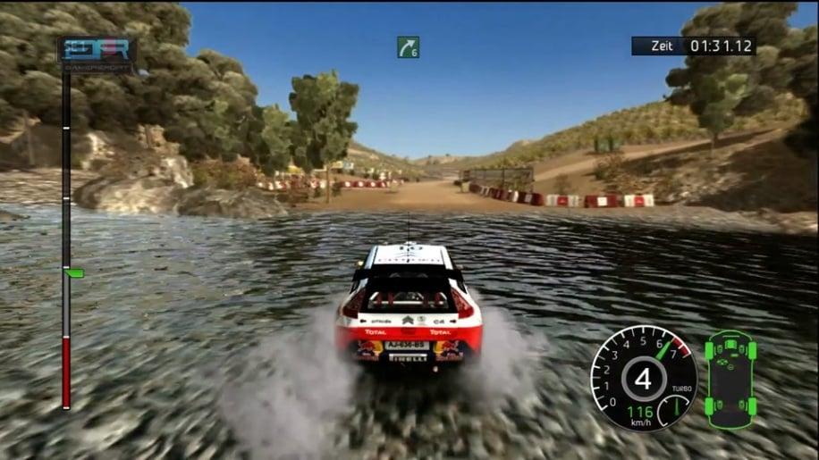 Gameplay, 13:37, WRC, Rally, FIA World Rally Championship