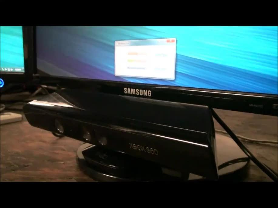 Microsoft, Windows 7, Xbox 360, Kinect, Bewegungssteuerung
