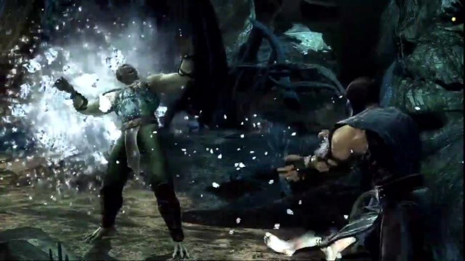 Mortal Kombat, Vignette, Sub Zero