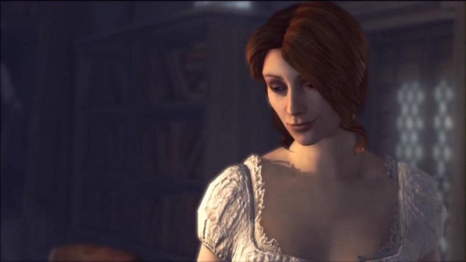 Ubisoft, Assassin's Creed, Brotherhood, Erotik