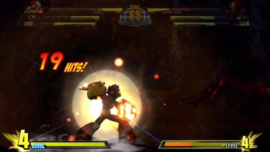 Marvel vs. Capcom 3, Fate of Two Worlds, Marvel vs. Capcom